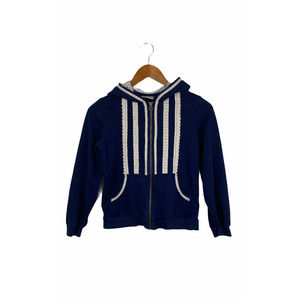 Hanna Andersson Hooded Jacket Size 10